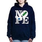 Nope Women's Hooded Sweatshirt