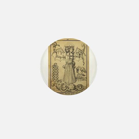 Transmutational Alchemy Mini Button
