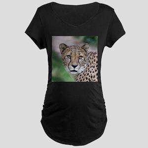 Cheetah_2014_0901 Maternity T-Shirt