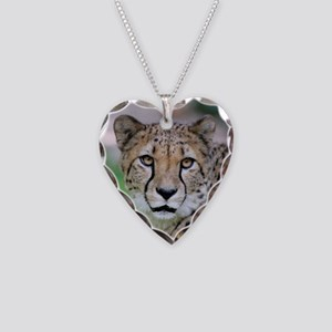 Cheetah_2014_0901 Necklace Heart Charm