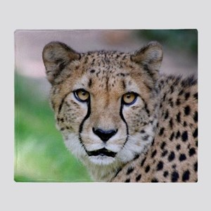 Cheetah_2014_0901 Throw Blanket