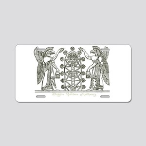 Babylonian Tree of Life and Enlightenment Aluminum