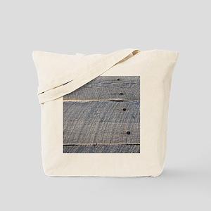 rustic barn wood Tote Bag