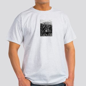 Richard III at the Battle of Bosworth T-Shirt