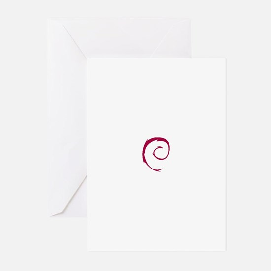 Debian Renew Greeting Cards (Pk of 10)