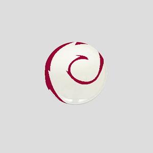Debian Renew Mini Button