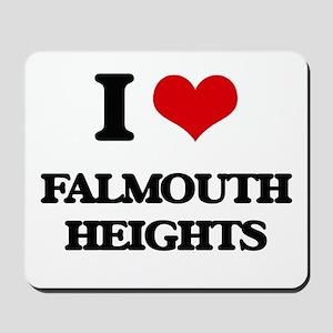 I Love Falmouth Heights Mousepad
