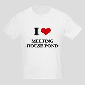 I Love Meeting House Pond T-Shirt