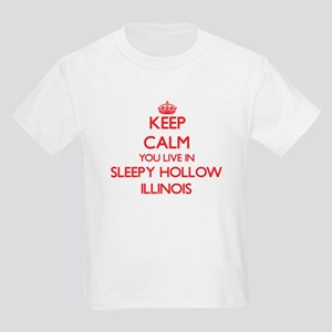 Keep calm you live in Sleepy Hollow Illino T-Shirt