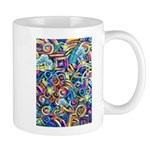 Curleys & Dragonflies Mug