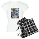 Curleys & Dragonflies Women's Light Pajamas