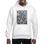 Curleys & Dragonflies Hooded Sweatshirt