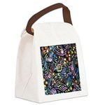PS-Maze1 Canvas Lunch Bag