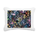 PS-Maze1 Rectangular Canvas Pillow