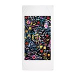 Ps-Maze1 Beach Towel