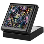 PS-Maze1 Keepsake Box