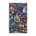 Ps-Maze1 Sticker (rectangle 10 Pk)