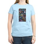 PS-Maze1 Women's Light T-Shirt