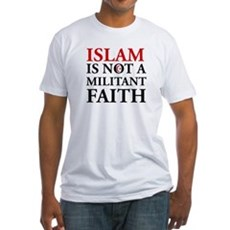 Muslim Fitted T-Shirt