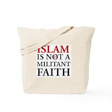 Muslim Tote Bag