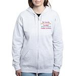 Sanibel shelling Women's Zip Hoodie