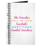 Sanibel shelling Journal