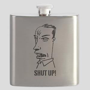 The Sales Clerk Flask