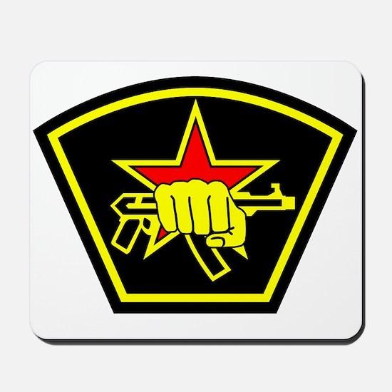 Spetsnaz Russian Special Forces Soviet M Mousepad