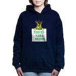 Frog Prince Women's Hooded Sweatshirt