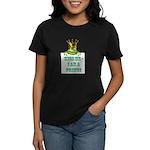 Frog Prince Women's Dark T-Shirt