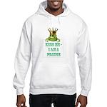 Frog Prince Hooded Sweatshirt