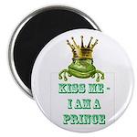 Frog Prince Magnet