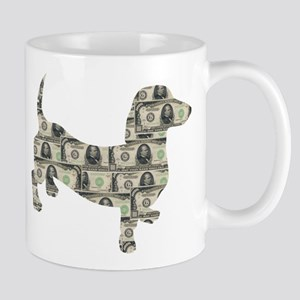 Doxie Dollars Mug