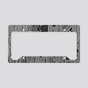 Circuit License Plate Holder