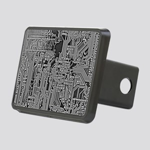 Circuit Rectangular Hitch Cover