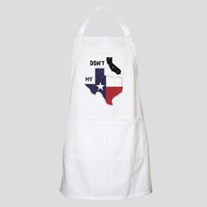 Don't CA my TX! Apron