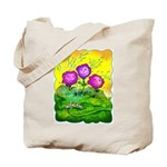 Flowers Keeping Cool Tote Bag