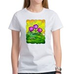 Flowers Keeping Cool Women's T-Shirt