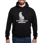 Attempted Murder Hoodie (dark)