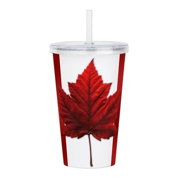 Canadian Flag Souvenir Art Gifts Canada Gifts Acry