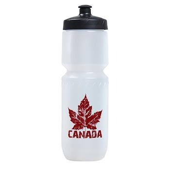 Cool Canada Souvenir Sports Bottle