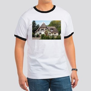 Thatched Cottage, United Kingdom 2 T-Shirt