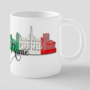 Rome Italy Mugs