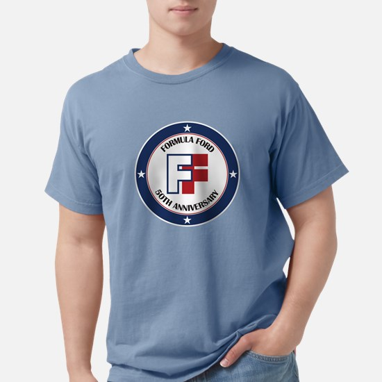 Formula Ford 50th Anniversary Logo T-Shirt