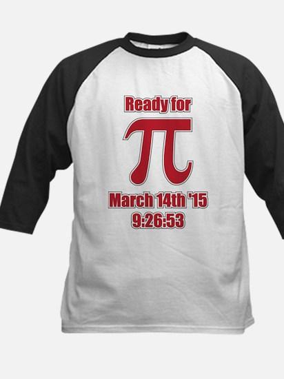 Math Humor Pi Baseball Jersey