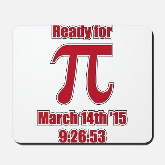 Math Humor Pi Mousepad