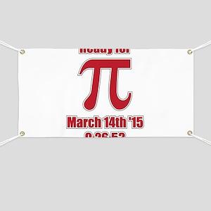 Math Humor Pi Banner
