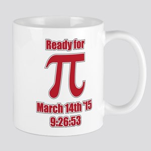 Math Humor Pi Mugs