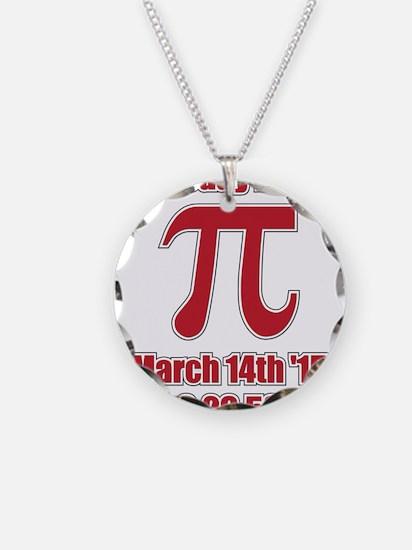 Math Humor Pi Necklace