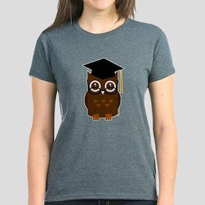 Graduation Owl Women's Dark T-Shirt